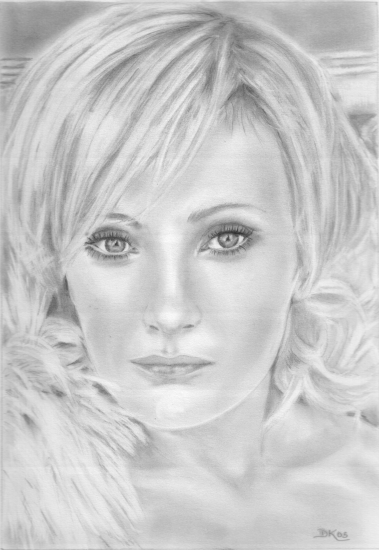 Patricia Kaas by Dani